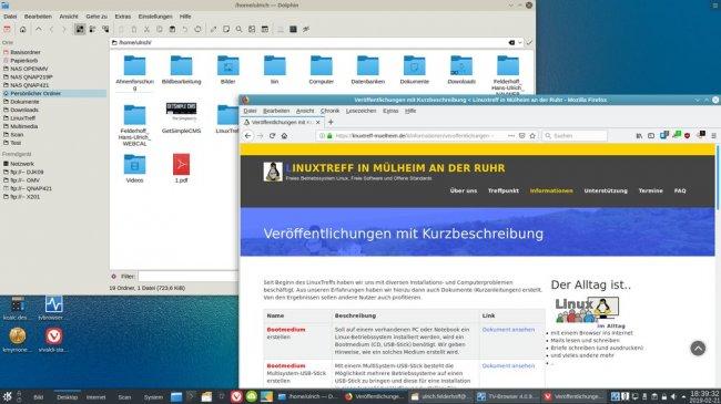 kubuntu - Der KDE-Desktop